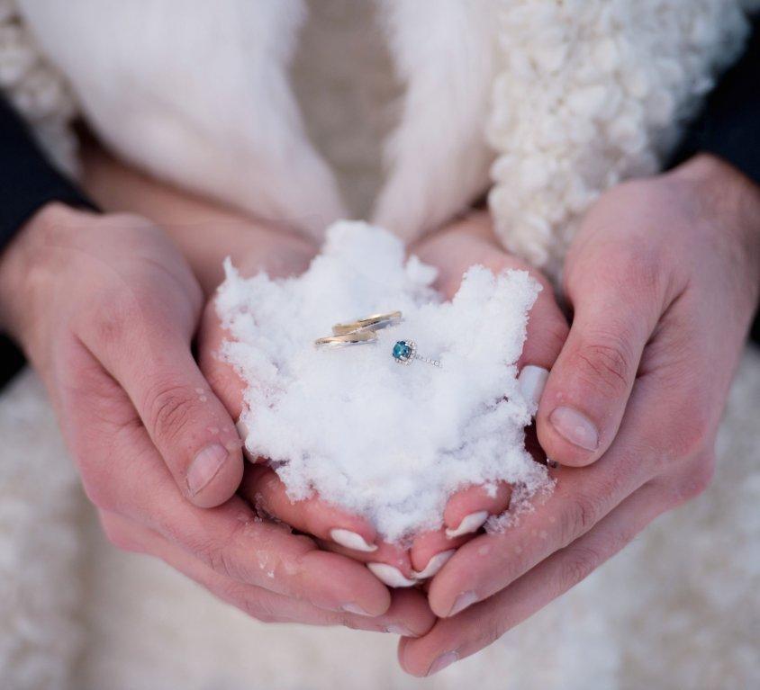 ΜΑΝΩΛΗΣ & ΑΝΑΣΤΑΣΙΑ <br> Ιανουάριος 31, 2017<br> Μοναδικός γάμος με φωτογράφιση στα χιόνια