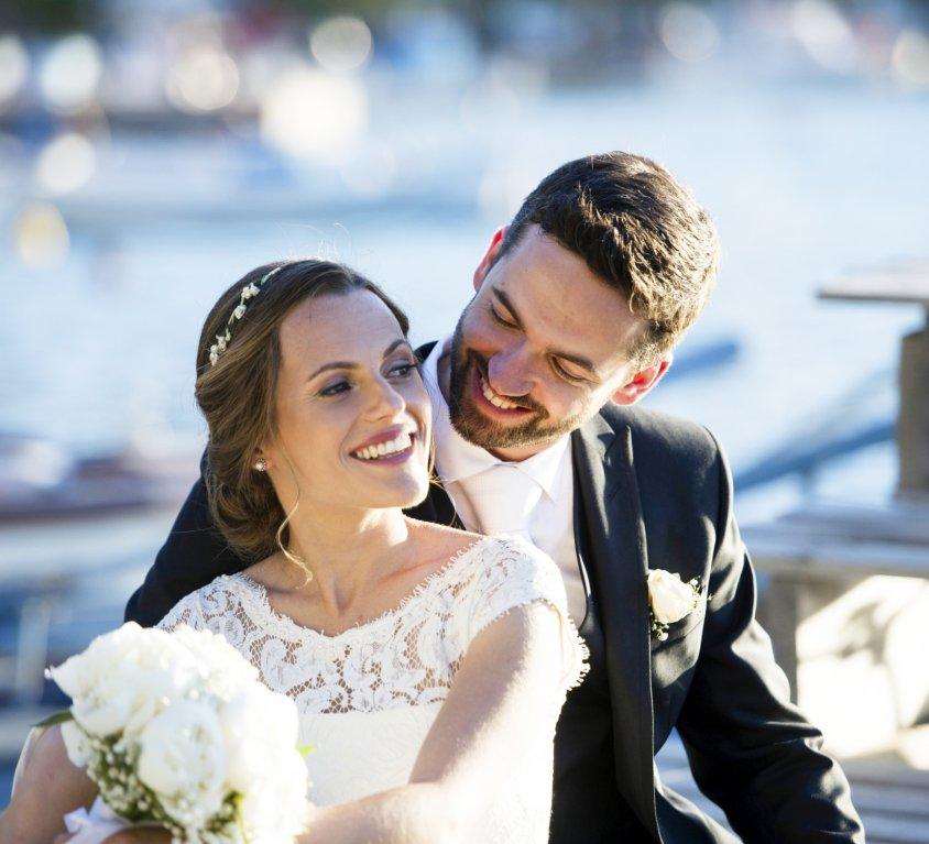 LORENZO & IRIS <br>Υπέροχος καθολικός γάμος στην Πάτρα